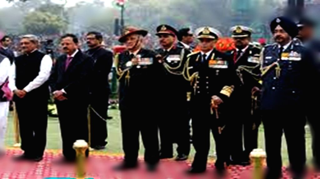 Parrikar biography stokes fresh row over Gen Rawat's elevation as Army chief.