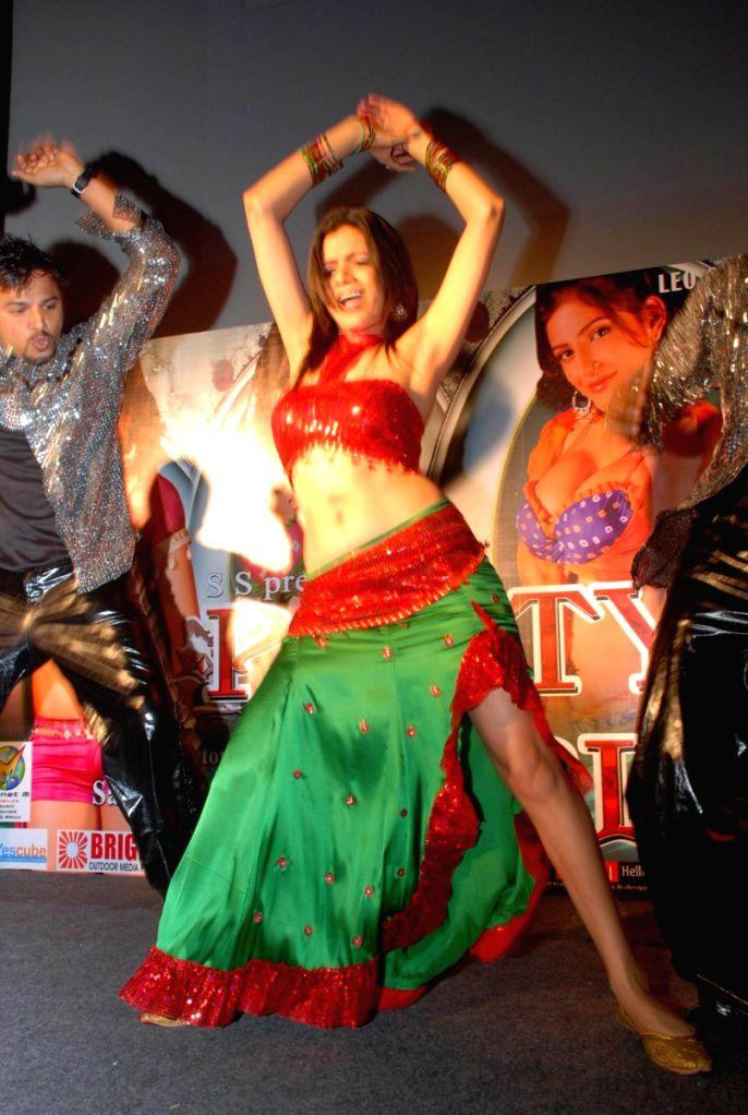 Party Girls album launch by Saroj Khan and Mika