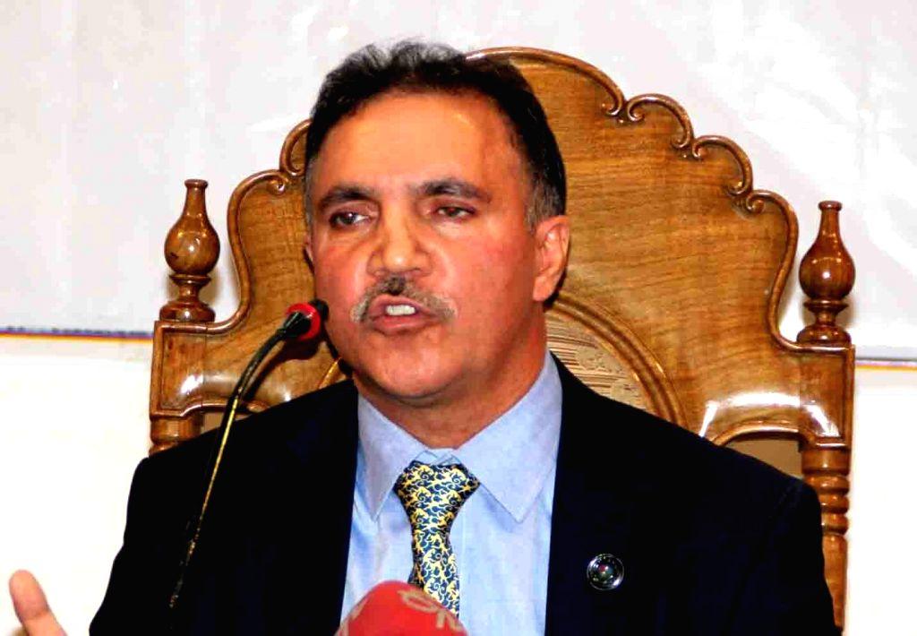 Parvez Ahmed. (File Photo: IANS)