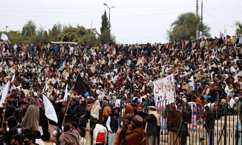 Pashtuns in Pakistan.
