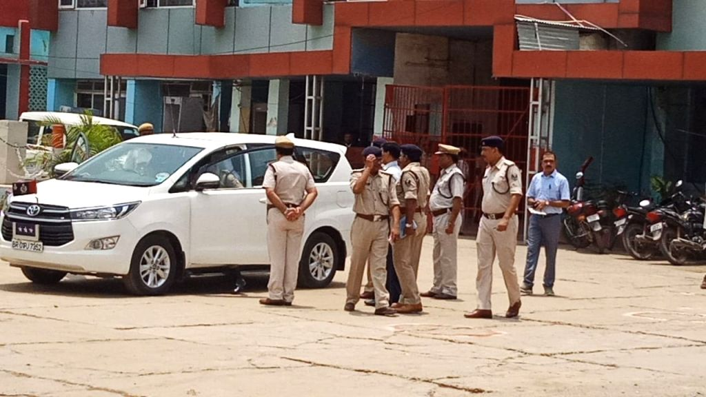 Patna: Security has been tightened in and around the Beur Jail that houses Patna terror blast accused and several Maoists among other inmates, after the Intelligence Bureau warned the Bihar Police that there might be plans of a jailbreak or even a bo
