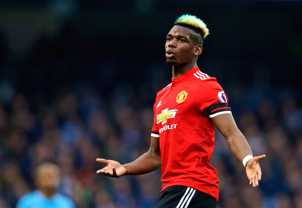 Paul Pogba. (Xinhua/Stringer/IANS)