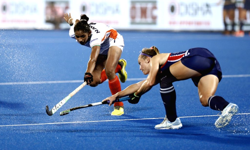 Peaking at right time crucial for performance at Olympics, says Navjot Kaur. - Navjot Kaur