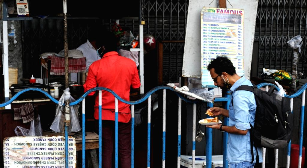People are living almost normal lives after the State Government announced relaxation and some restrictions on the ongoing lockdown during the coronavirus pandemic in Kolkat on Friday, June ...