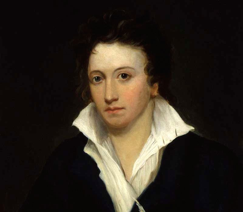 Percy Bysshe Shelley. (Photo Courtesy: wikipedia)