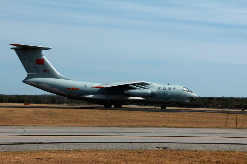 Two Ilyushin Il-76 aircraft from Chinese Air Force left Malaysia