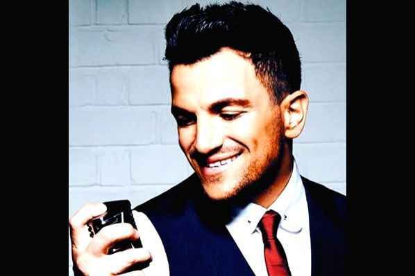 Peter Andre.