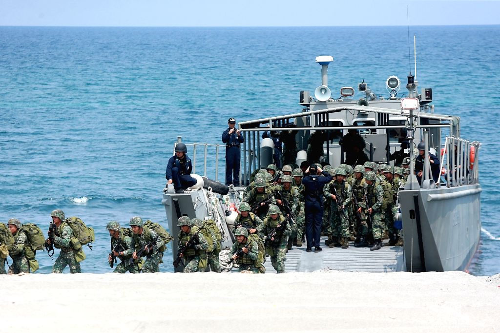 Philippines, US to start annual military drills