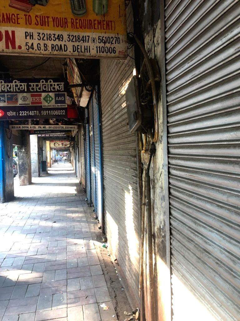 'Physical distancing' has deprived us of livelihood; sexworkers at GB Road.