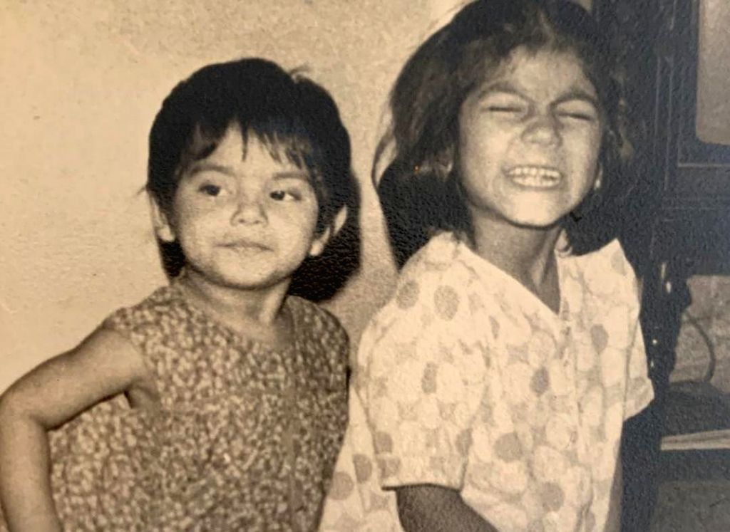 Pictures shared by actress Bipasha Basu on her Instagram account on the occasion of Children's Day. - Bipasha Basu