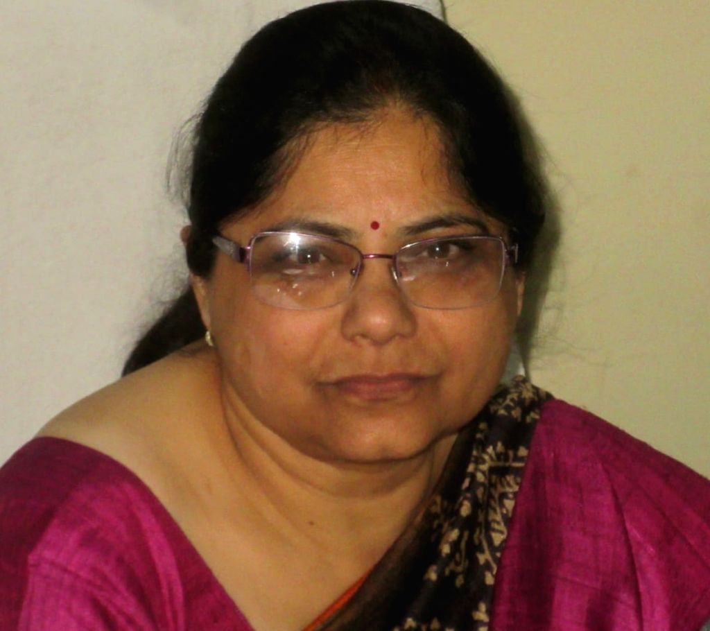 Pilibhit Chief Medical Officer (CMO) Dr Seema Agrawal.