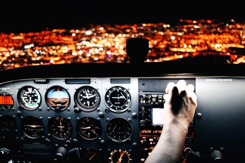 Pilot. (File Photo: IANS)