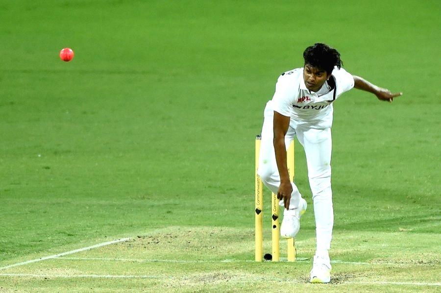 Pink Ball Test: India can still win it, feels bowler Pooja Vastrakar - Pooja Vastrakar