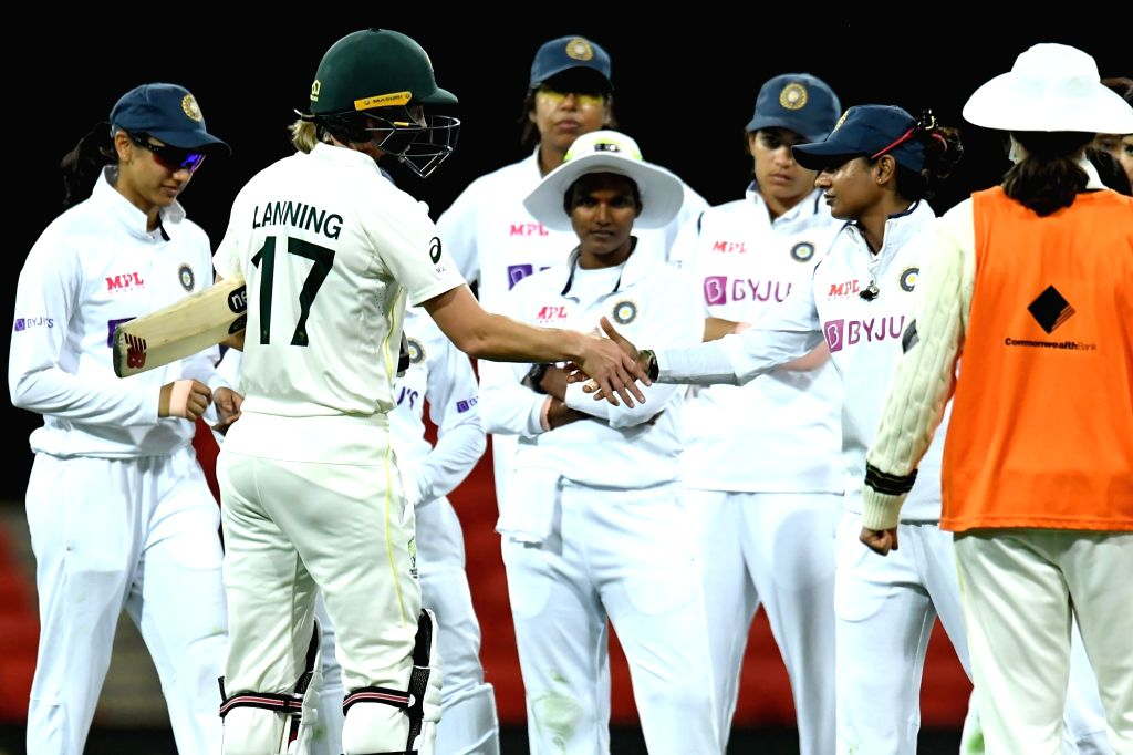 Pink-ball Test: Lone match between Australia and India ends in a draw