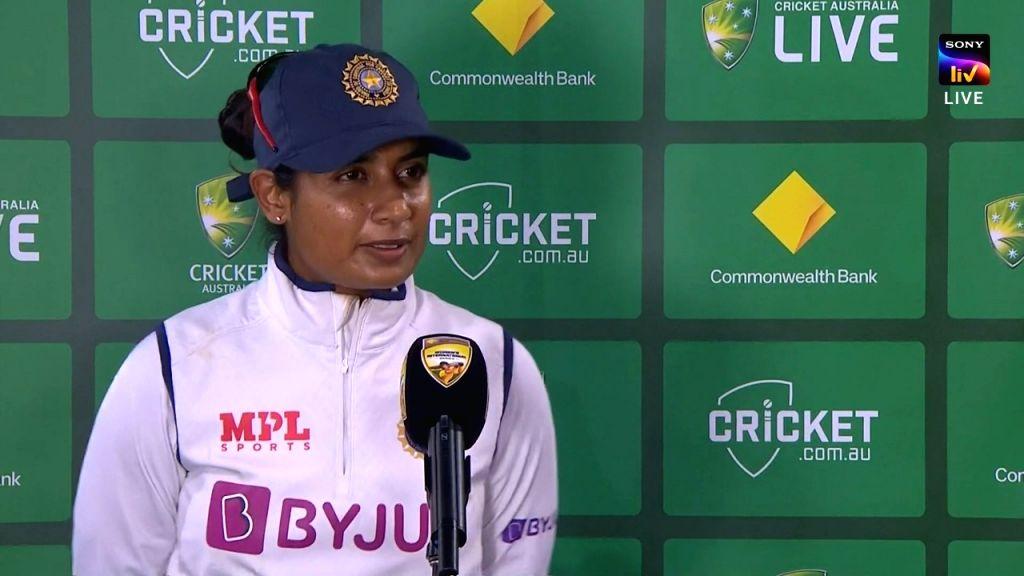 Pink ball Test: Mithali Raj hails Mandhana, Jhulan and team