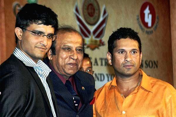 PK Banerjee had great influence on my career: Ganguly.