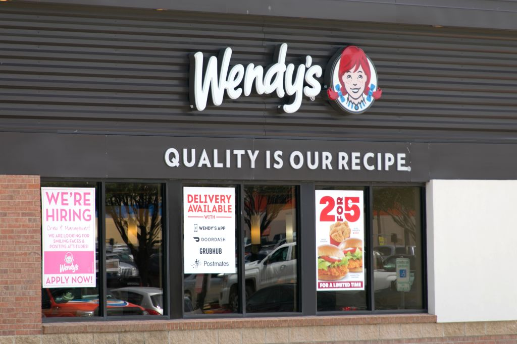 Plano (U.S.), July 2, 2020 A Wendy's restaurant is seen in Plano, Texas, the United States, on July 2, 2020. NPC International, the biggest U.S. franchisee of Pizza Hut, filed for ...