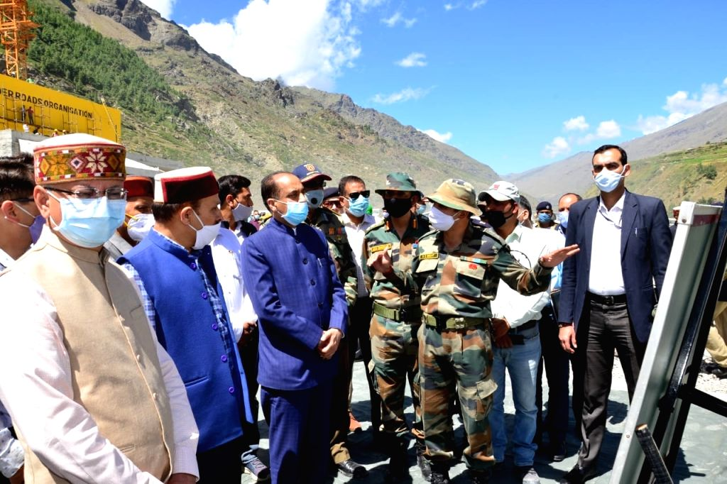 PM Modi to inaugurate Rohtang tunnel by Sept-end