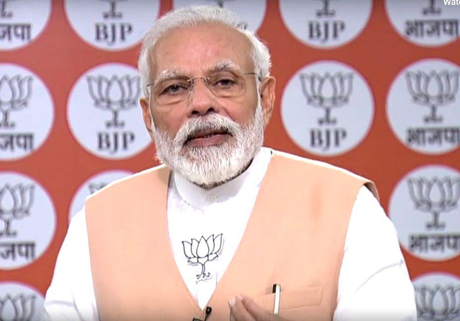 PM Narendra Modi. - Narendra Modi