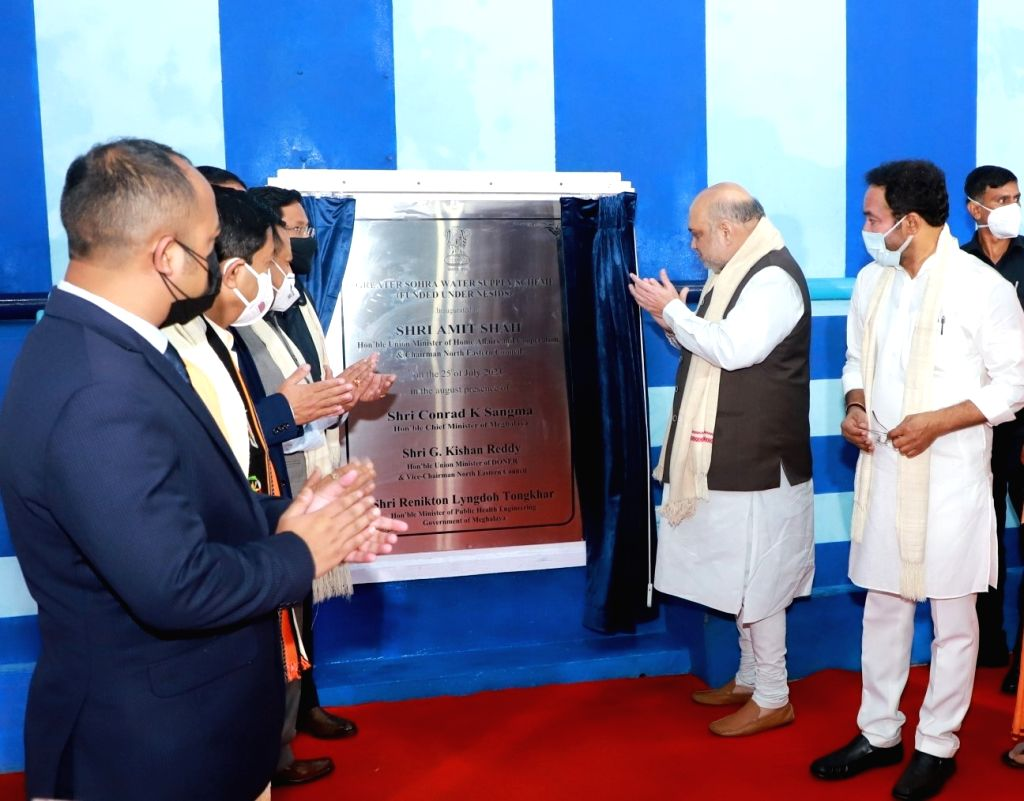 PM set target to provide drinking water to all household : Amit Shah - Amit Shah