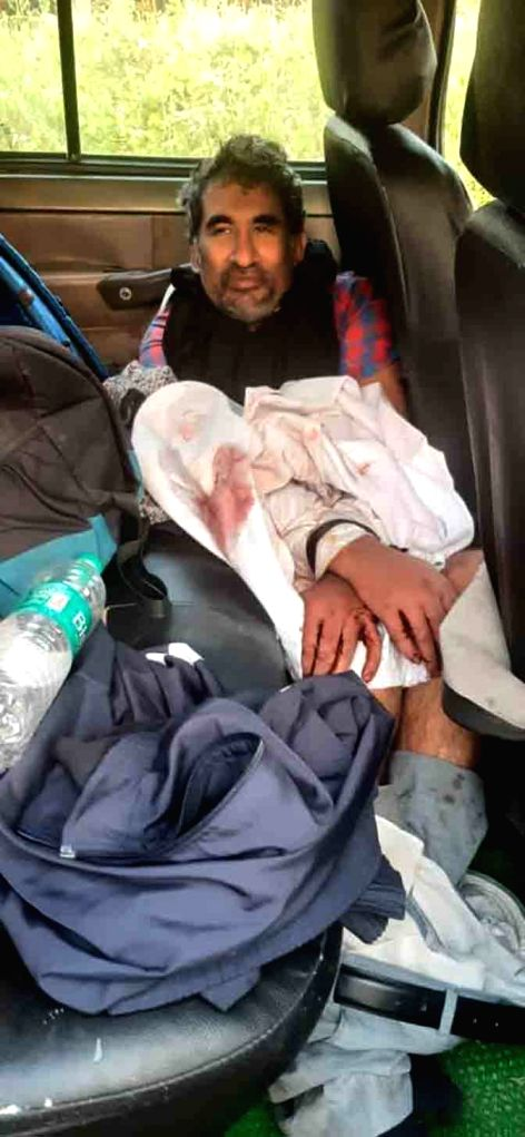 Police in Andhra Pradesh rescued a doctor who had been kidnapped by five burka-clad persons from his hospital in Hyderabad, on Oct 28, 2020. The doctor was kidnapped on Tuesday. Behjas ...