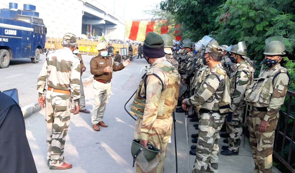 Police use social media innovatively for updates on traffic, farmers' agitation