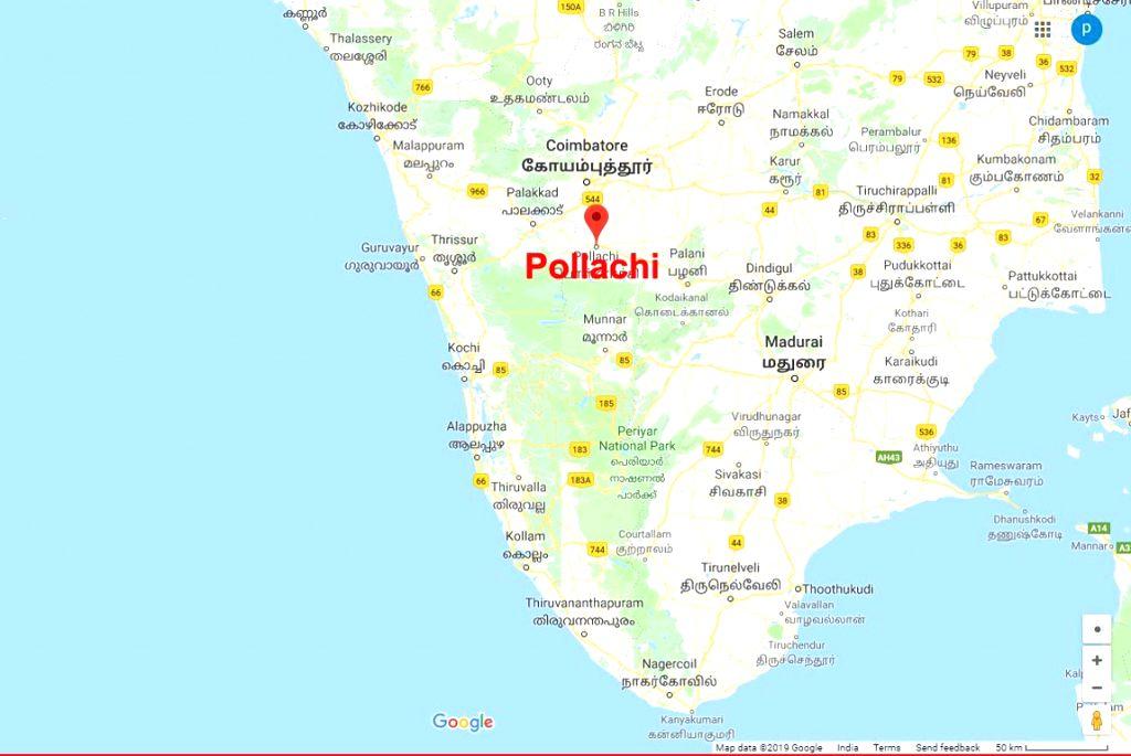 Pollachi.