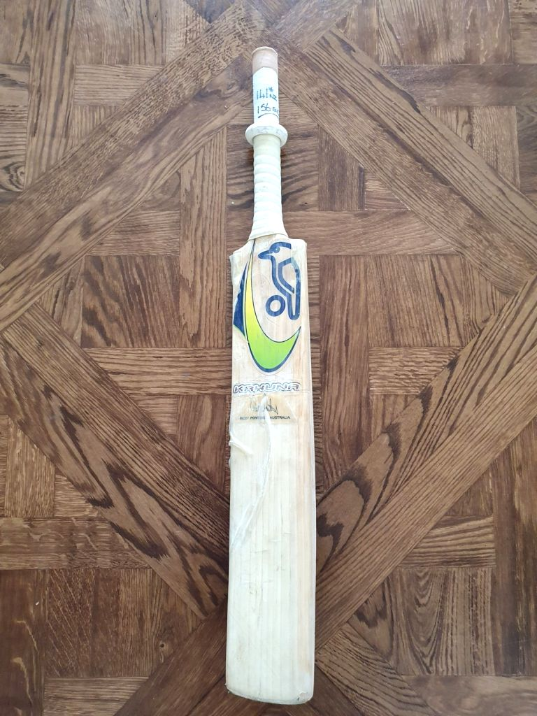 Ponting reveals bat with which he played 'proudest' knock.