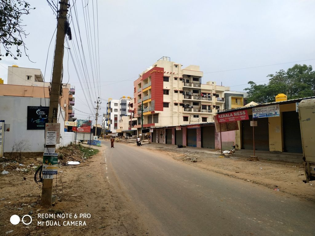 Poor response to reopening of neighbourhood shops in Bengaluru.