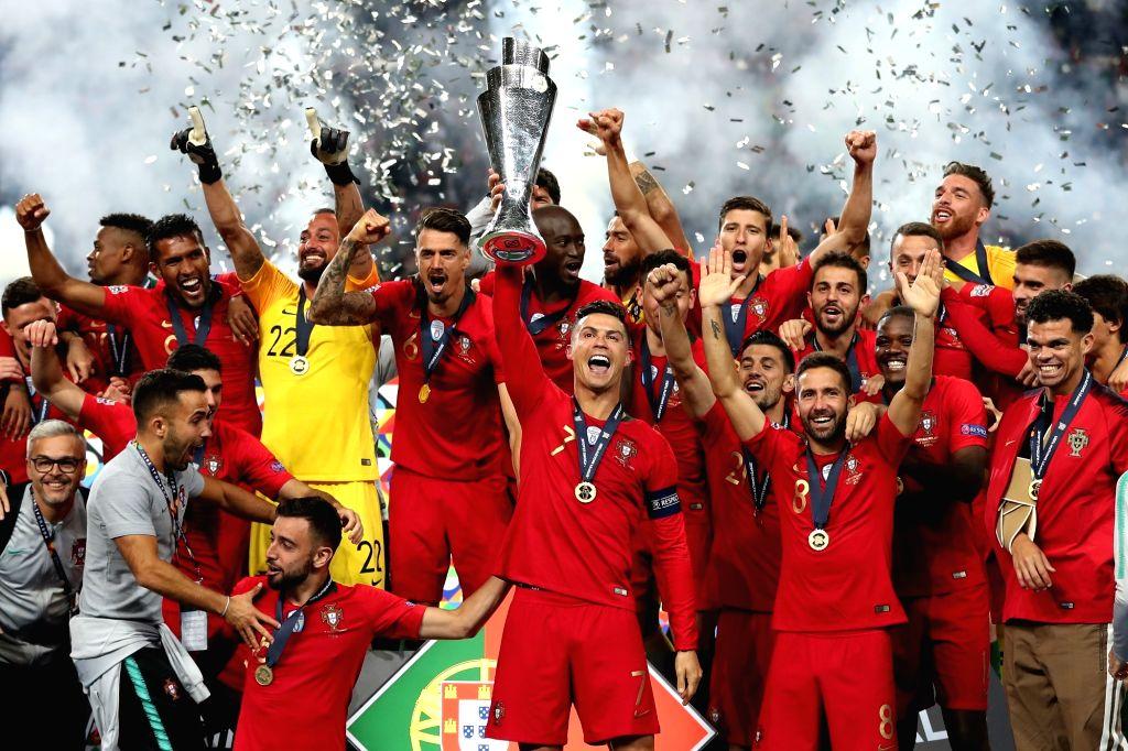 PORTUGAL-GUIMARAES-UEFA NATIONS LEAGUE-PORTUGAL VS THE ...