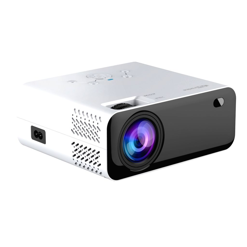 Portronics Launches 'BEEM 200 Plus'- a Wi-Fi LED Projector