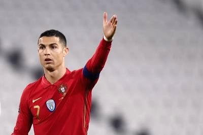 Portugal draw 2-2 with Serbia in WC qualifier.9Credit: DPA)
