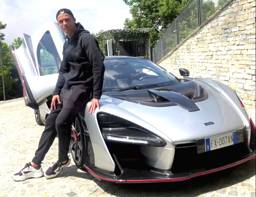 Portuguese soccer icon Cristiano Ronaldo's collection of supercars can be the source of envy for any avid car lover. A recently published video on YouTube showed the Juventus striker driving his new McLaren Senna to training.