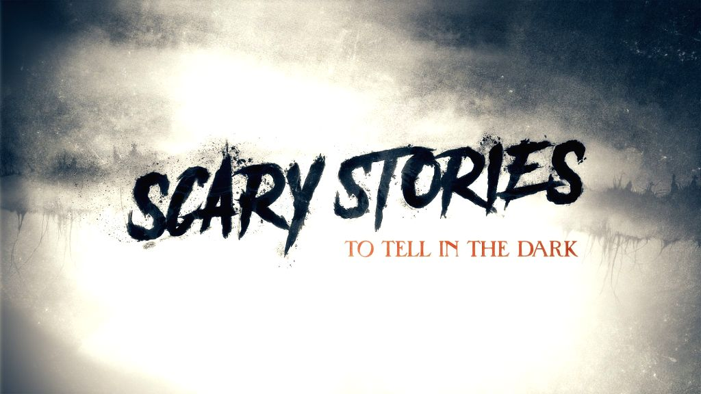 """Poster of the upcoming film """"Scary Stories to Tell in the Dark""""."""
