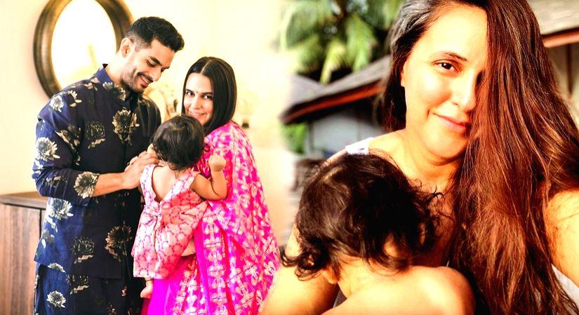 Postpartum weight loss Soha Ali Khan, Neha Dhupia weigh in - Neha Dhupia and Soha Ali Khan