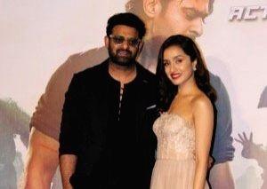 Prabhas and Shraddha Kapoor. (File Photo: IANS) - Shraddha Kapoor