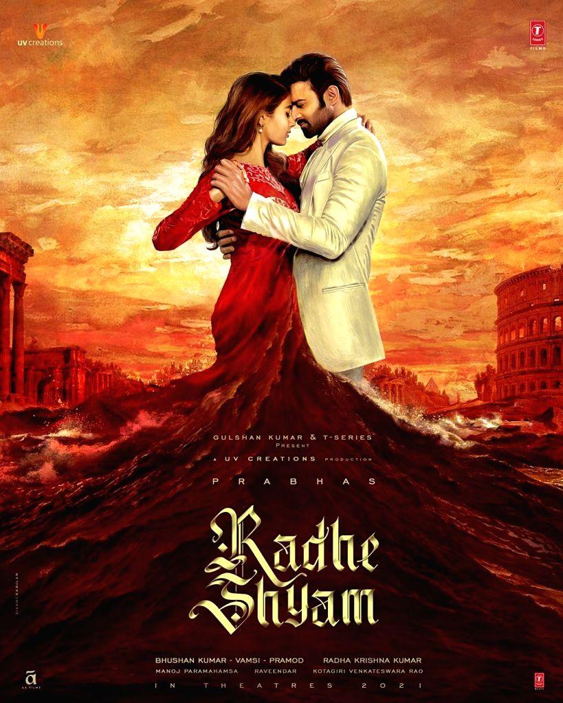 Prabhas, Pooja's upcoming film titled 'Radhe Shyam - Radhe Shyam