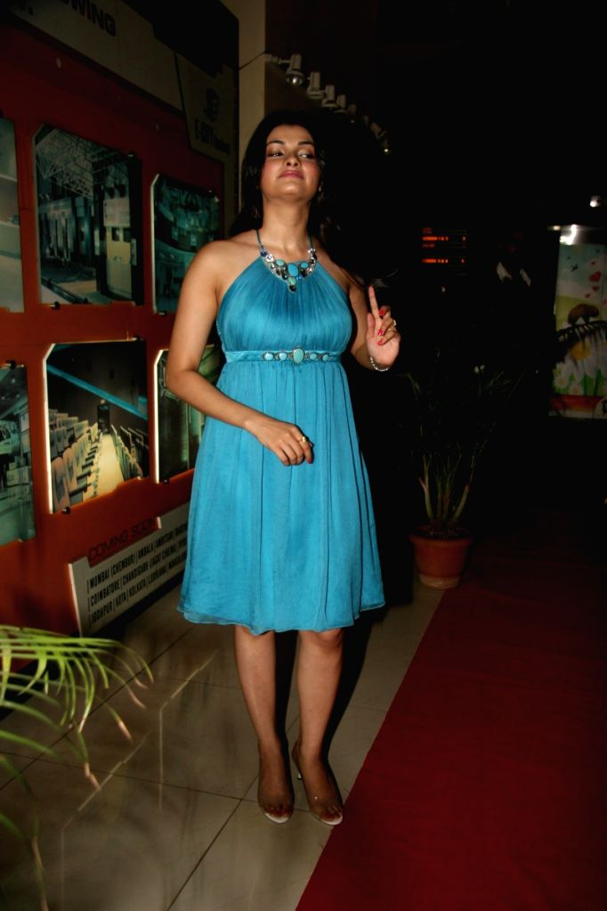 Prachi Desai at Arohi Film Festival at Fun. - Prachi Desai