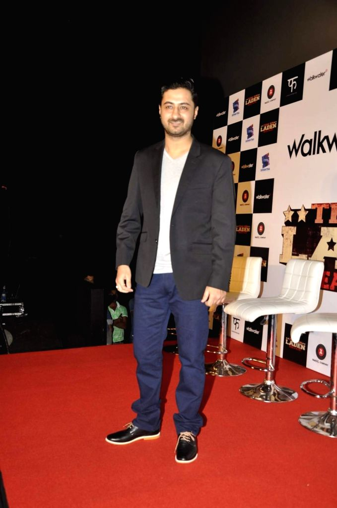 Pradhuman Singh during the trailer launch of film Tere Bin Laden : Dead or Alive in Mumbai on Jan. 19, 2016. - Pradhuman Singh