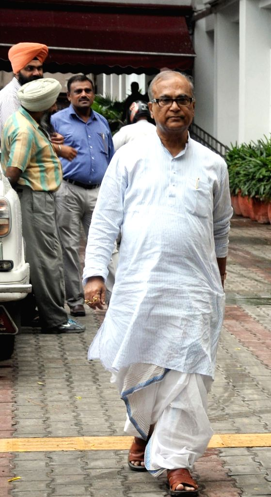 Pradip Bhattacharya. (File Photo: IANS)