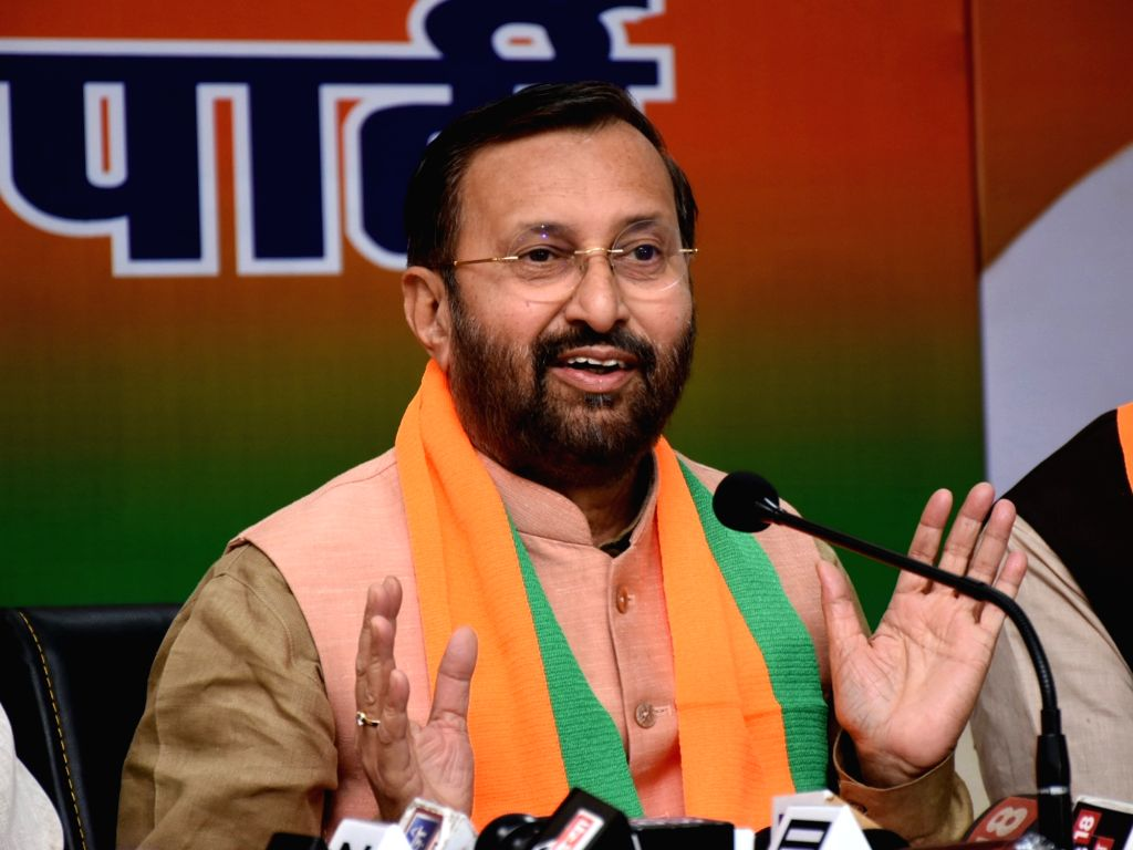 Prakash Javadekar. (File Photo: IANS)