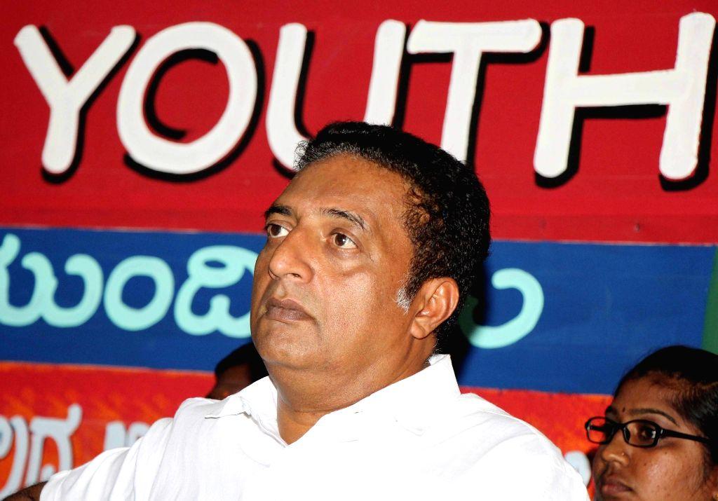 Prakash Raj. (Photo: IANS)