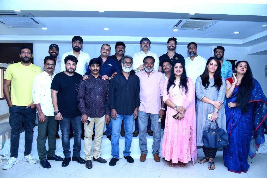 Prakash Raj Press meet on MAA Elections held today (25th June 2021) at Film Nagar Cultural Center (FNCC), Film Nagar, Hyderabad.