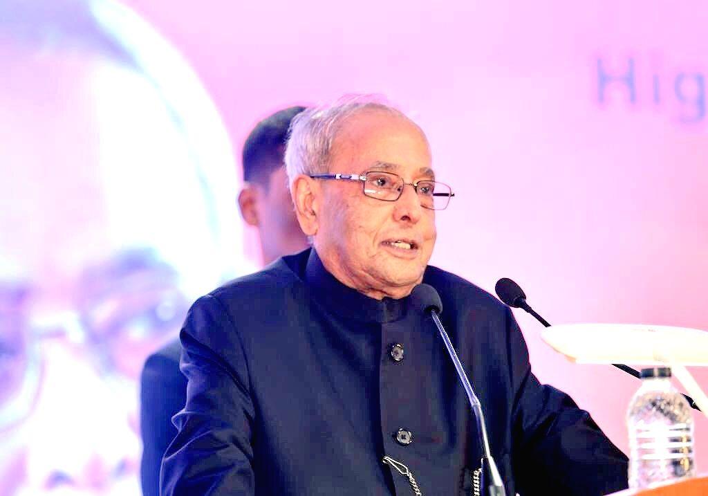 Pranab Mukherjee - Pranab Mukherjee