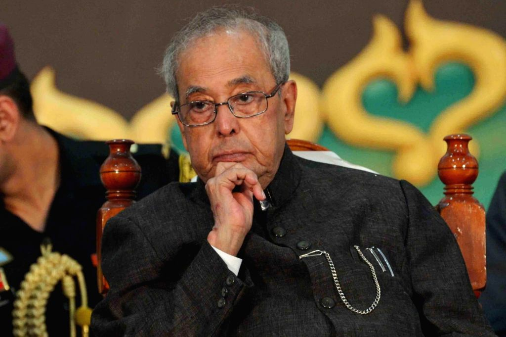 Pranab Mukherjee. (File Photo: IANS) - Pranab Mukherjee