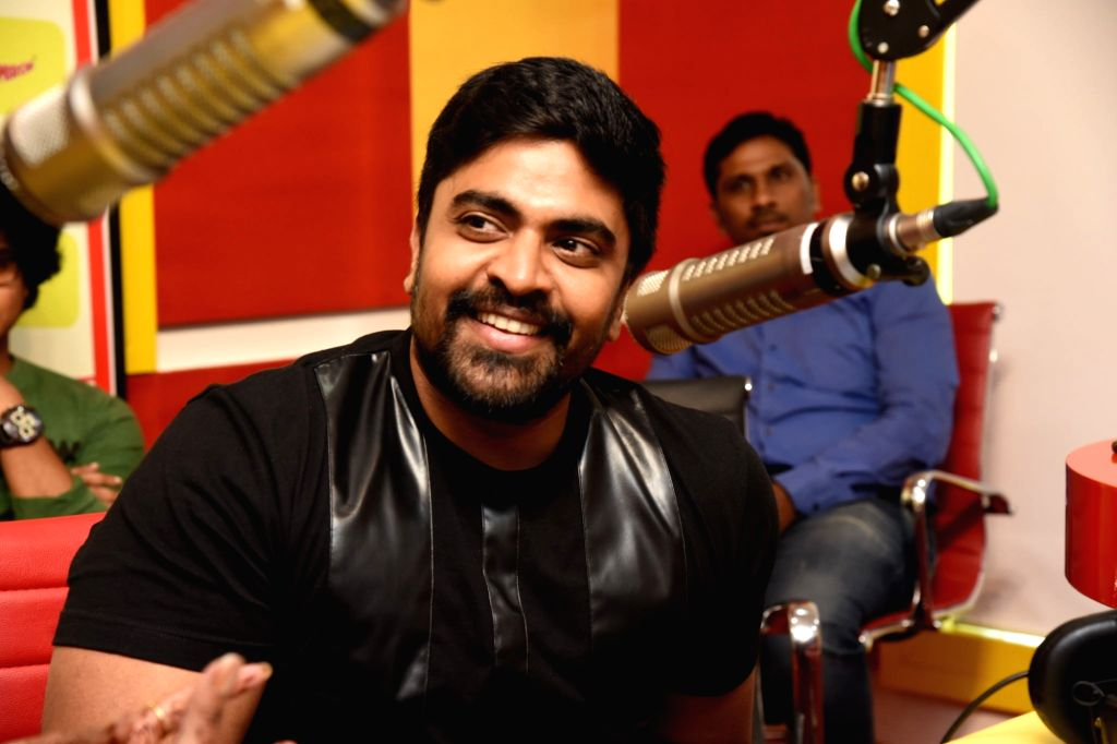Pranavam movie song launch at Radio Mirchi.