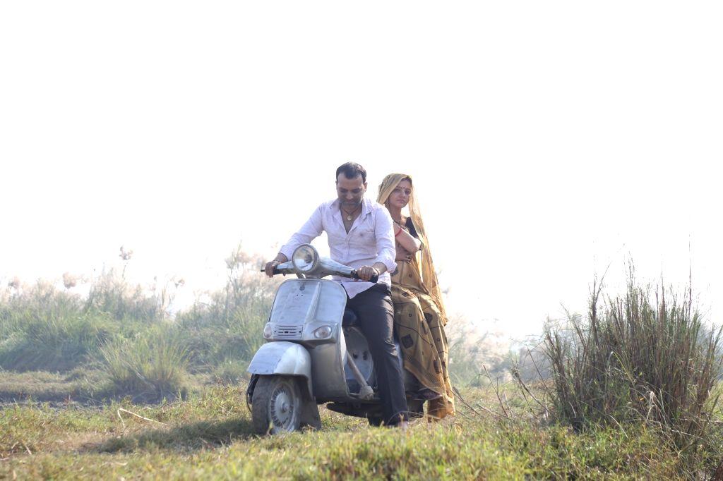 Pranay Dixit and Rubina Dilaik. - Pranay Dixit