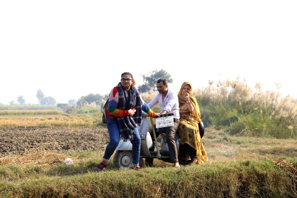 Pranay Dixit, Rubina Dilaik and Tanya Abrol. - Pranay Dixit
