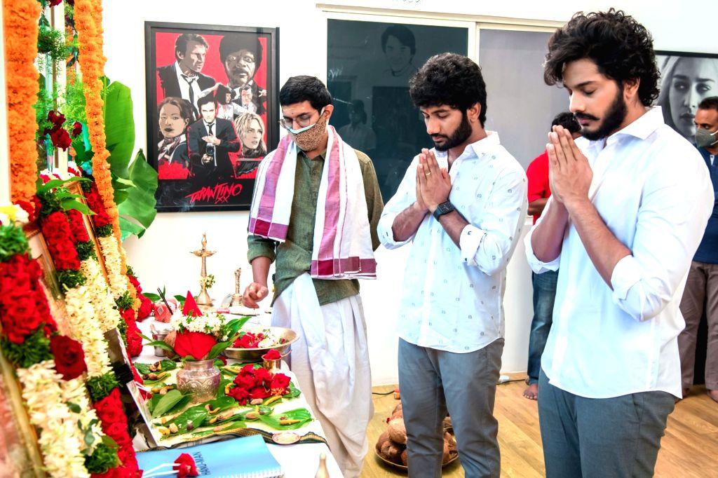 Prasanth Varma, Teja Sajja, Primeshow Entertainment's HANU-MAN Launched Grandly.