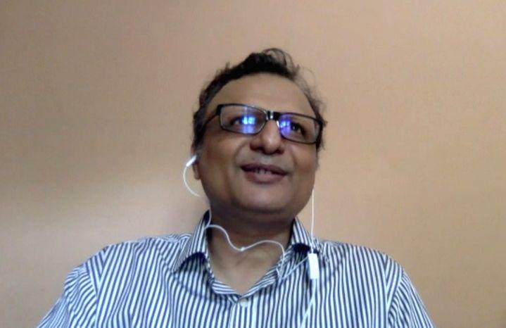 Prasar Bharati CEO Shashi Shekhar Vempati.